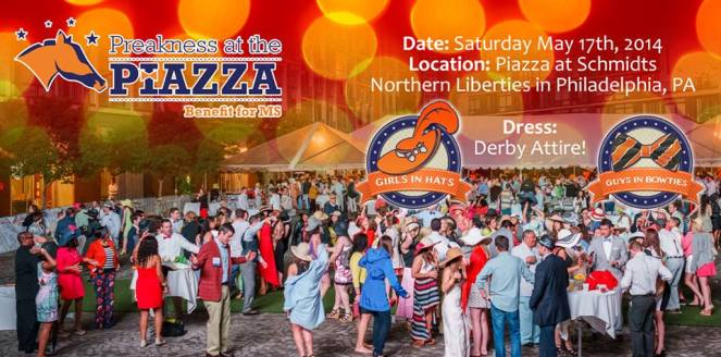 Preakness at the Piazza 2014