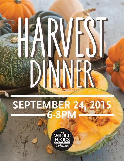 Harvest whole foods
