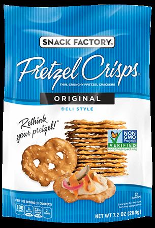 pretzel-bag